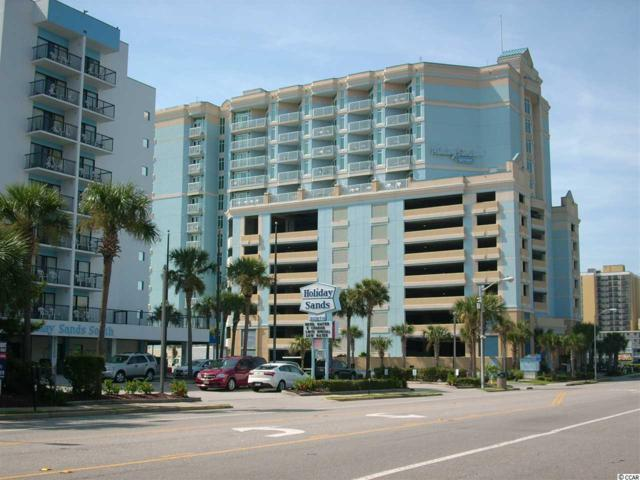 2411 S Ocean Boulevard #1121, Myrtle Beach, SC 29577 (MLS #1800096) :: The Hoffman Group