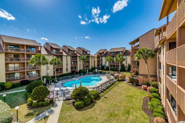 5507 N Ocean Blvd #206, Myrtle Beach, SC 29577 (MLS #1800115) :: Trading Spaces Realty