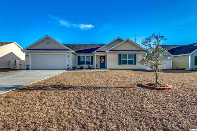 307 Beulah Circle, Conway, SC 29527 (MLS #1800151) :: Myrtle Beach Rental Connections