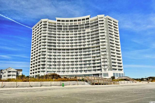 161 Seawatch Dr #808, Myrtle Beach, SC 29572 (MLS #1800170) :: The Hoffman Group