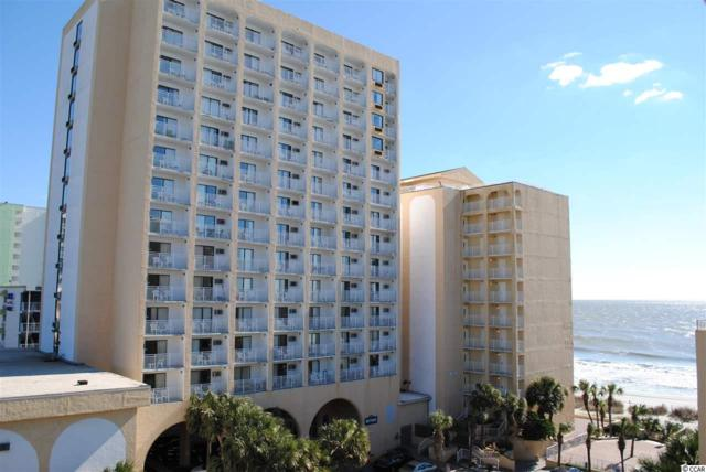 1207 S Ocean Blvd #51601, Myrtle Beach, SC 29577 (MLS #1800310) :: James W. Smith Real Estate Co.