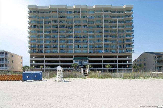 1003 S Ocean Blvd #906, North Myrtle Beach, SC 29582 (MLS #1800365) :: Trading Spaces Realty
