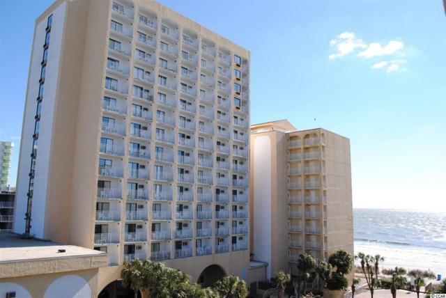 1207 S Ocean Blvd #20102, Myrtle Beach, SC 29577 (MLS #1800382) :: James W. Smith Real Estate Co.