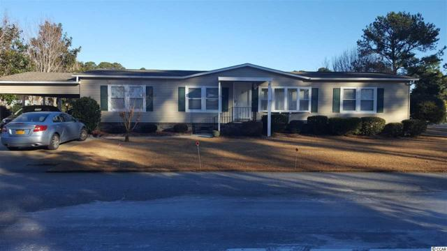 3232 Plantation Trail, Murrells Inlet, SC 29576 (MLS #1800412) :: The Greg Sisson Team with RE/MAX First Choice