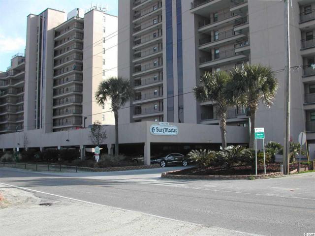 1620 N Waccamaw Drive #314, Garden City Beach, SC 29576 (MLS #1800418) :: The Hoffman Group