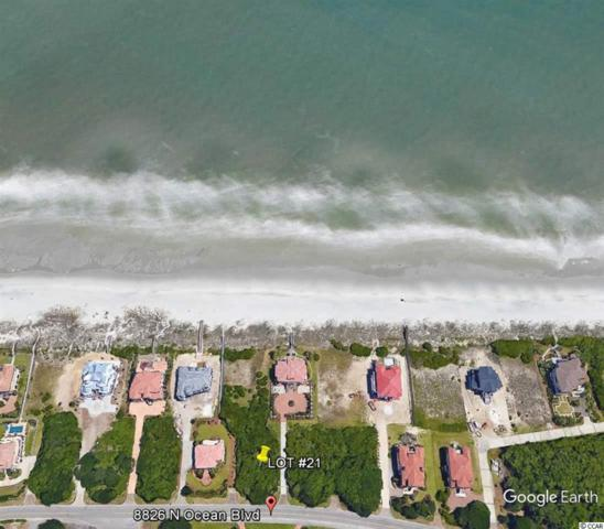 8828 N Ocean Blvd, Myrtle Beach, SC 29572 (MLS #1800422) :: Myrtle Beach Rental Connections