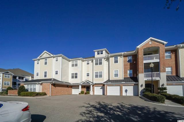 6203 Catalina Drive #821, North Myrtle Beach, SC 29582 (MLS #1800460) :: James W. Smith Real Estate Co.