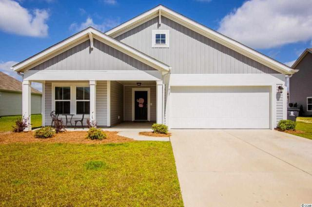 917 Sewing Bee Place, Little River, SC 29566 (MLS #1800463) :: Myrtle Beach Rental Connections