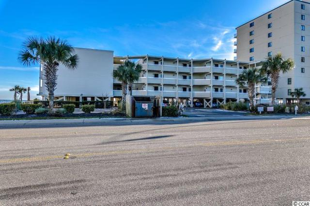 3901 S Ocean Boulevard #126, North Myrtle Beach, SC 29582 (MLS #1800476) :: James W. Smith Real Estate Co.