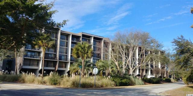 423 Parker #401, Pawleys Island, SC 29585 (MLS #1800487) :: The HOMES and VALOR TEAM
