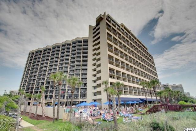 7100 N Ocean Blvd #426, Myrtle Beach, SC 29572 (MLS #1800488) :: James W. Smith Real Estate Co.