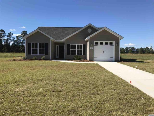 146 Springtide Drive, Conway, SC 29527 (MLS #1800530) :: Myrtle Beach Rental Connections