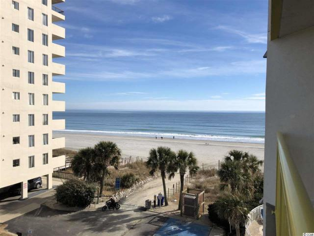 2701 S Ocean Blvd. #401, North Myrtle Beach, SC 29582 (MLS #1800577) :: The Greg Sisson Team with RE/MAX First Choice