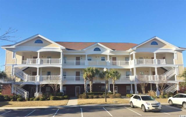 6203 Catalina Drive #1023, North Myrtle Beach, SC 29582 (MLS #1800598) :: James W. Smith Real Estate Co.