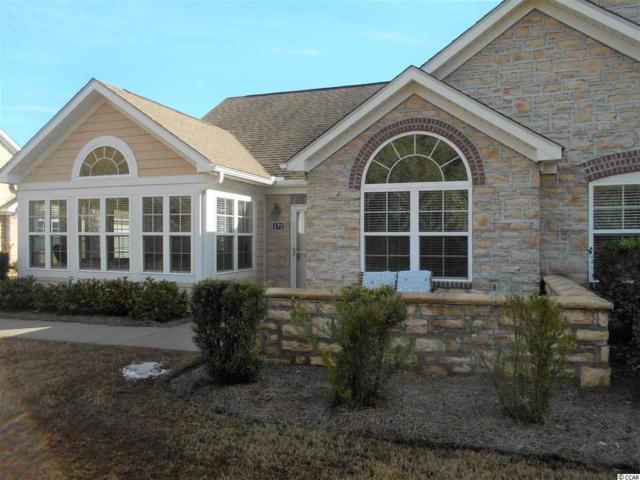 172 Stonegate Blvd #172, Murrells Inlet, SC 29576 (MLS #1800604) :: Sloan Realty Group
