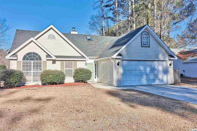 451 Shell Bank Dr, Longs, SC 29568 (MLS #1800615) :: Myrtle Beach Rental Connections