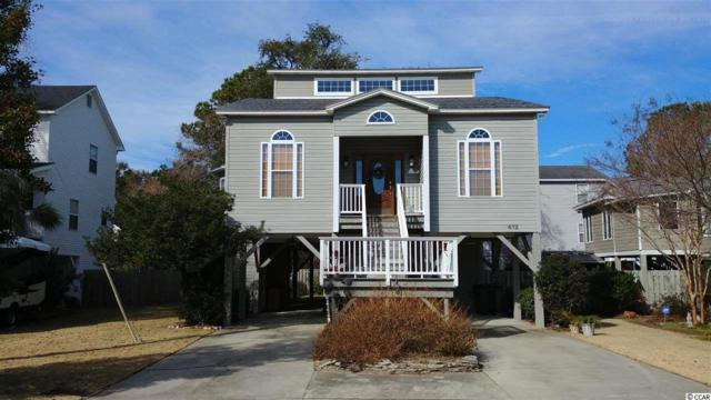 412 S Myrtle Dr, Surfside Beach, SC 29575 (MLS #1800619) :: Myrtle Beach Rental Connections