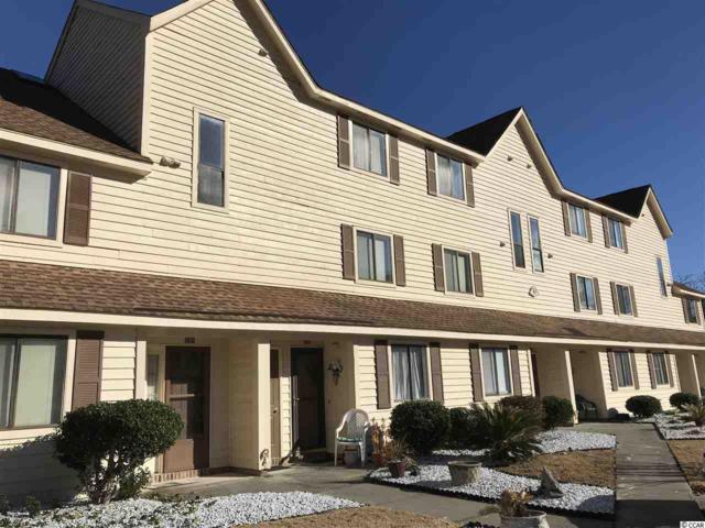 510 16-D Fairwood Lakes 16-D, Myrtle Beach, SC 29588 (MLS #1800640) :: James W. Smith Real Estate Co.