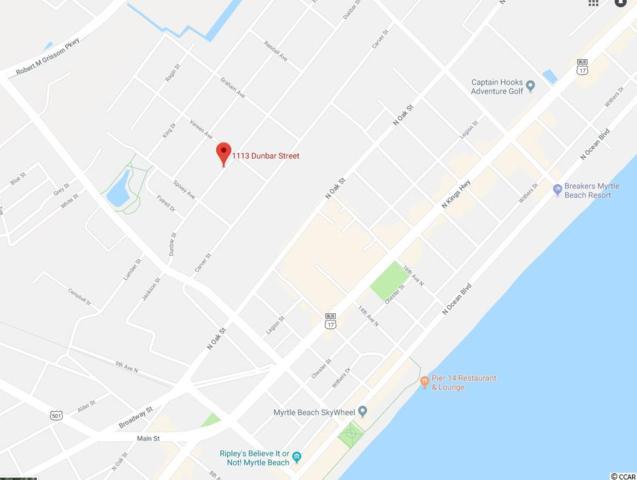 1113 Dunbar Street, Myrtle Beach, SC 29577 (MLS #1800664) :: The Greg Sisson Team with RE/MAX First Choice