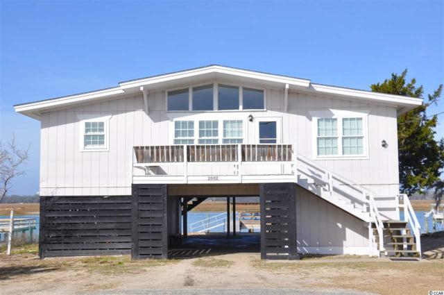 2002 Pompano Dr., Garden City Beach, SC 29576 (MLS #1800680) :: The Litchfield Company