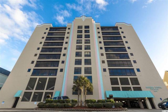 4000 N Ocean Boulevard #902, North Myrtle Beach, SC 29582 (MLS #1800685) :: Trading Spaces Realty