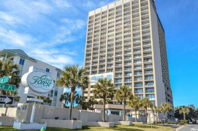 5523 N Ocean Boulevard #1905, Myrtle Beach, SC 29577 (MLS #1800689) :: Trading Spaces Realty