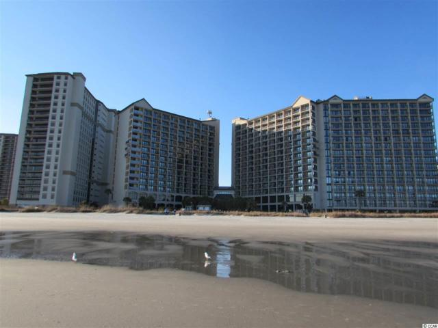 4800 S Ocean Blvd #403, North Myrtle Beach, SC 29582 (MLS #1800751) :: Silver Coast Realty