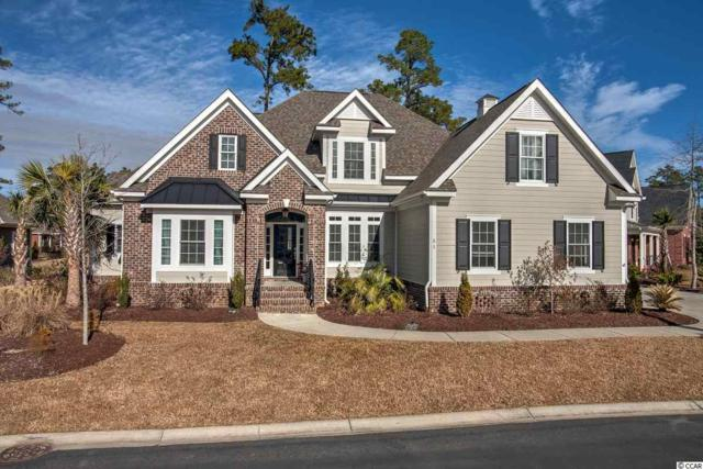 51 Grey Moss Road, Murrells Inlet, SC 29576 (MLS #1800756) :: The Litchfield Company