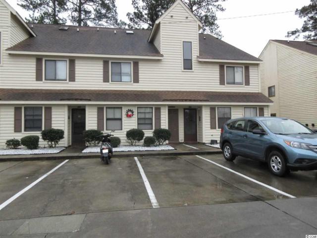 510 Fairwood Lakes Drive 10-N, Myrtle Beach, SC 29588 (MLS #1800775) :: James W. Smith Real Estate Co.