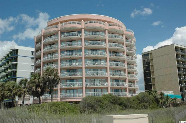 202 N 70th #201, Myrtle Beach, SC 29572 (MLS #1800778) :: The Litchfield Company