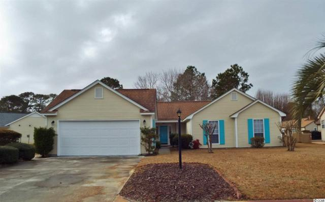 632 Bluebird Lane, Murrells Inlet, SC 29576 (MLS #1800782) :: The Greg Sisson Team with RE/MAX First Choice