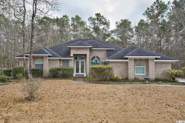 197 Duck Blind Trail, Myrtle Beach, SC 29588 (MLS #1800784) :: The Litchfield Company