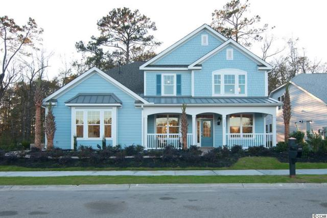1535 Thornbury Drive, Myrtle Beach, SC 29577 (MLS #1800807) :: The Litchfield Company
