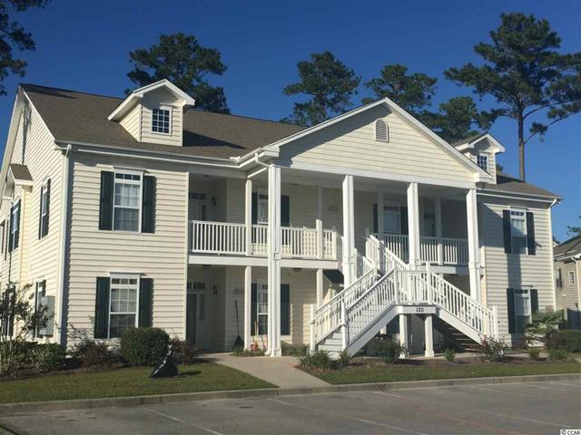 120 Marcliffe West Dr #201, Murrells Inlet, SC 29576 (MLS #1800832) :: Trading Spaces Realty