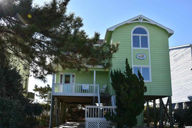 581 Ocean Blvd., Holden Beach, NC 28462 (MLS #1800871) :: The Hoffman Group