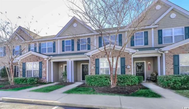 160 Chenoa Drive C, Murrells Inlet, SC 29576 (MLS #1800910) :: Trading Spaces Realty