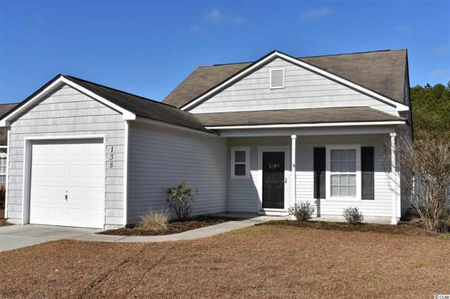 138 Bellegrove Dr, Myrtle Beach, SC 29579 (MLS #1800921) :: The Greg Sisson Team with RE/MAX First Choice
