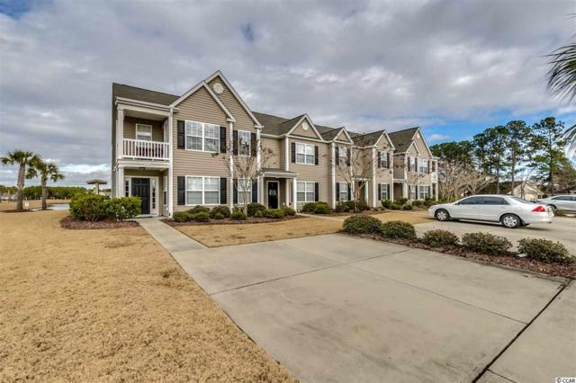 4829 Carra Lane #4829, Myrtle Beach, SC 29579 (MLS #1800922) :: The HOMES and VALOR TEAM