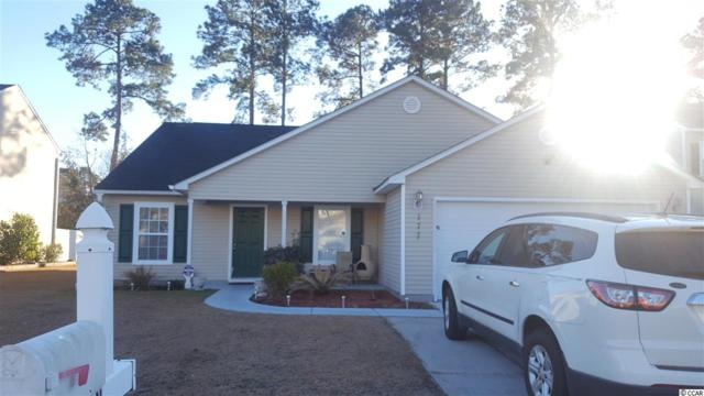 177 Weeping Willow Drive, Myrtle Beach, SC 29579 (MLS #1800936) :: The Greg Sisson Team with RE/MAX First Choice