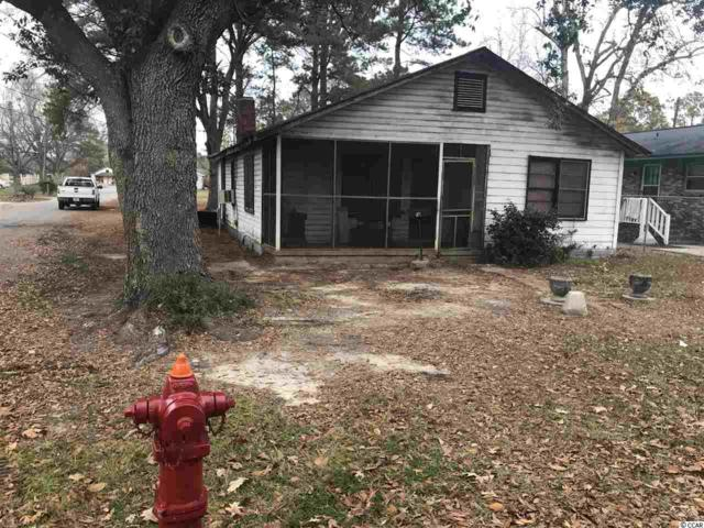 901 Georgetown Street, Marion, SC 29571 (MLS #1800951) :: SC Beach Real Estate
