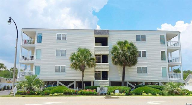 3610 S Ocean Blvd #315, North Myrtle Beach, SC 29582 (MLS #1800953) :: Trading Spaces Realty