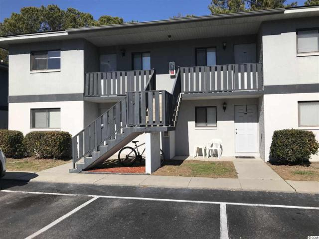 1101 N 2nd Avenue #1105, Surfside Beach, SC 29575 (MLS #1800966) :: The Greg Sisson Team with RE/MAX First Choice