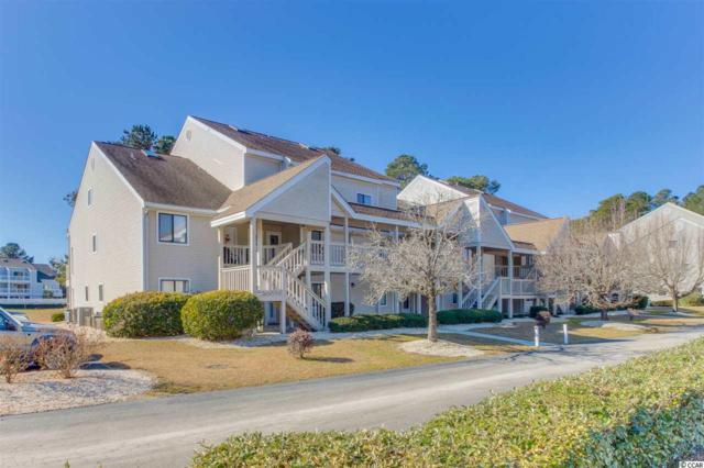 1095 Plantation Dr 29-N, Little River, SC 29566 (MLS #1800980) :: James W. Smith Real Estate Co.