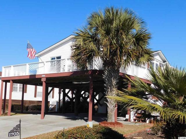 1705 Mason Circle, Garden City Beach, SC 29576 (MLS #1800993) :: SC Beach Real Estate