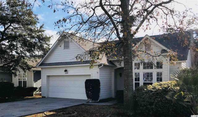 2733 S Key Largo Circle, Myrtle Beach, SC 29577 (MLS #1800997) :: The Greg Sisson Team with RE/MAX First Choice