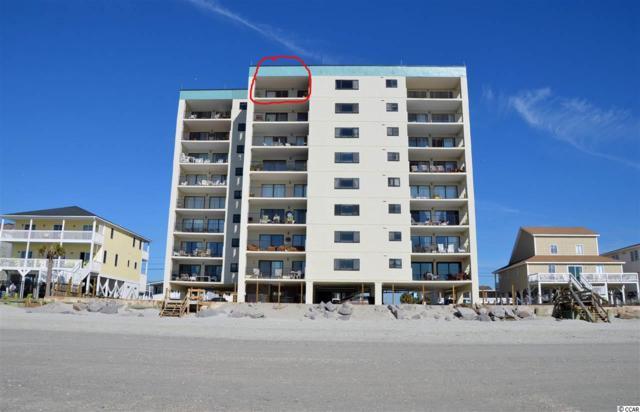 2908 N Ocean Boulevard 8B, North Myrtle Beach, SC 28582 (MLS #1801004) :: The Greg Sisson Team with RE/MAX First Choice