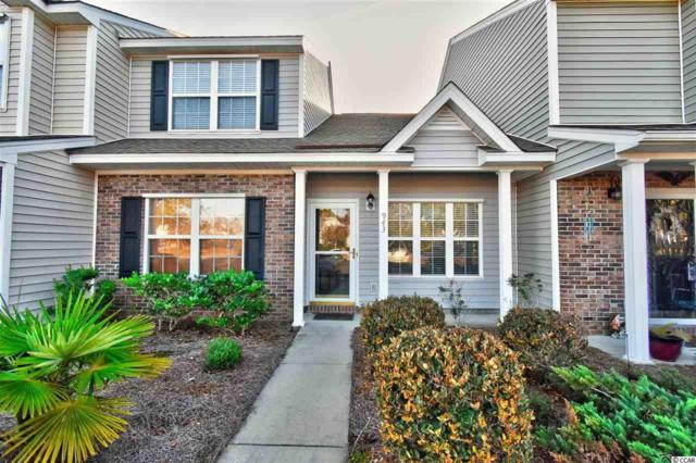 943 Pendant Circle #934, Myrtle Beach, SC 29577 (MLS #1801024) :: The Greg Sisson Team with RE/MAX First Choice