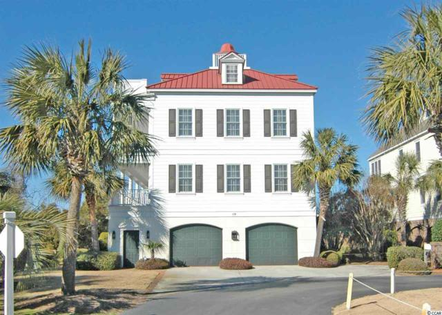128 Sea Oats Circle, Pawleys Island, SC 29585 (MLS #1801026) :: The Litchfield Company