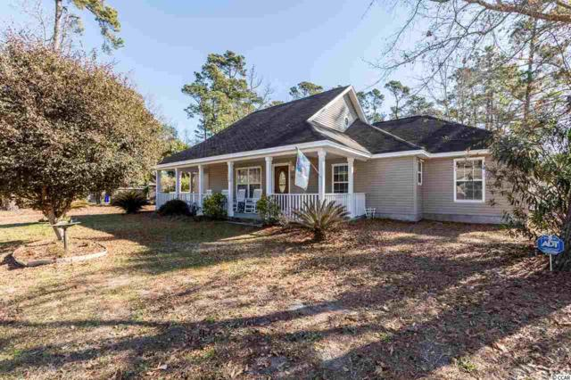 613 S Myrtle Drive, Surfside Beach, SC 29575 (MLS #1801041) :: Trading Spaces Realty