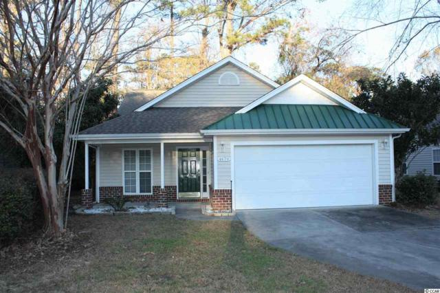 4670 Peony Circle, Murrells Inlet, SC 29576 (MLS #1801051) :: Right Find Homes